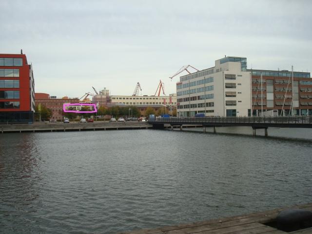 den nya Lindholmens Konstskola