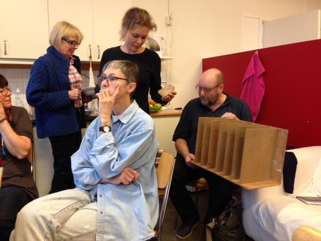 Lindholmens Konstrums inredningsdag 2014 03 01 foto2 av Christina Stave